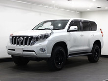 USED CARS - TOYOTA LAND CRUISER PRADO TZ (RHD 819830 GASOLINE)