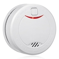 Wholse Photoelectric Standalone Smoke Detector Fire alarm with 10 year battery