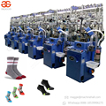 Industrial Price Automatic Korea Soosan Sock Needles Linking Sewing Making Machine Computerized Sock Knitting Machine