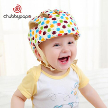 Custom cute cotton baby safety cap assistant infant safety helmet walking assistant baby walker Baby Infant Toddler protecter
