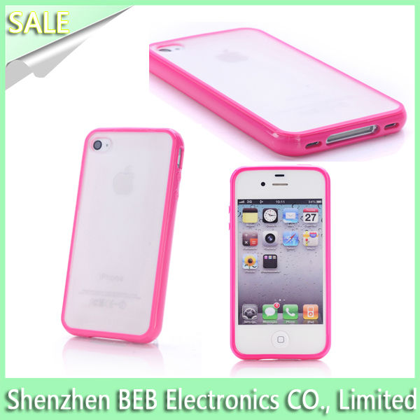 USA's best selling customized case for iphone4 from China's gold factory