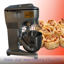 20l industrial kitchen mixer electric dough kneading machine