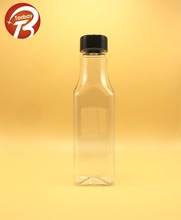 juice packing bottle BPA free milk bottle storage beverage pet material plastic drink bottle
