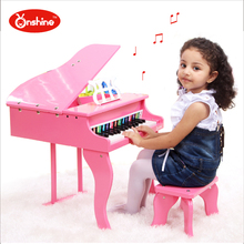 2016 new design Grand Style Children Toys For Sale Mini Wooden Piano