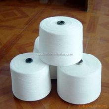 Specialized ne 30/1 yarn manufacturer good price 80% close virgin polyester 20% combed cotton p/c 80/20 blended yarn