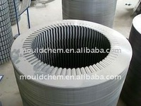 Stator laminated core for wind power generator