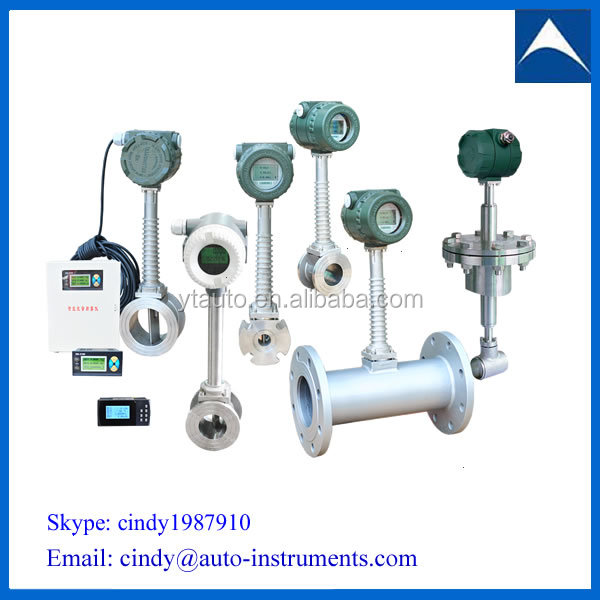 max pressure 2.5Mpa LUGB digital vortex lpg gas flow meter with temperatuer and pressure compensation/air flowmeter