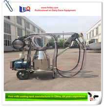 Made in China dairy cow portable milk sucking machine