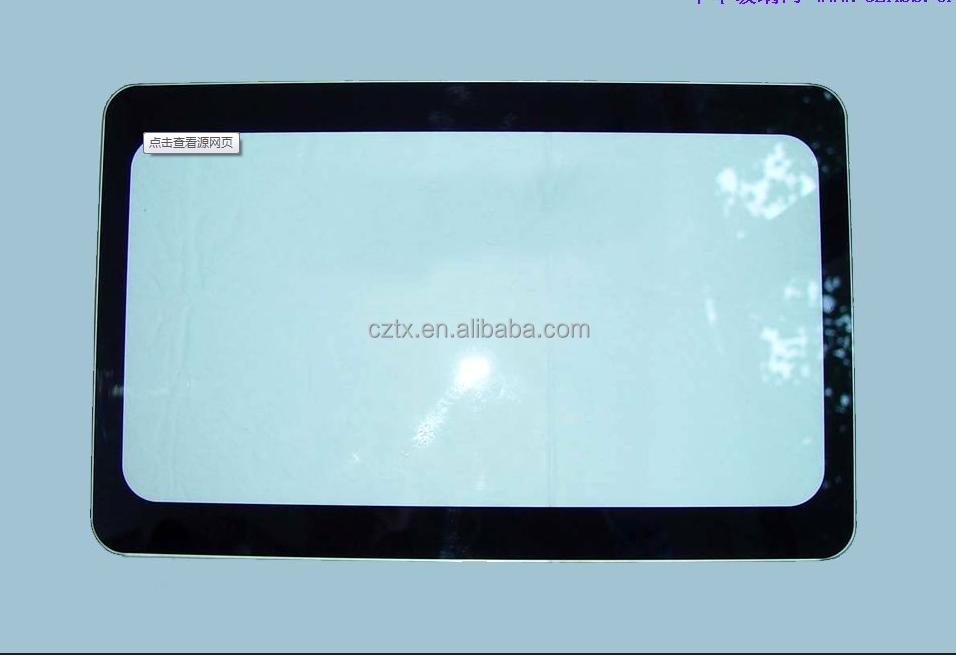 Tempered oven door glass/Borosilicate glass