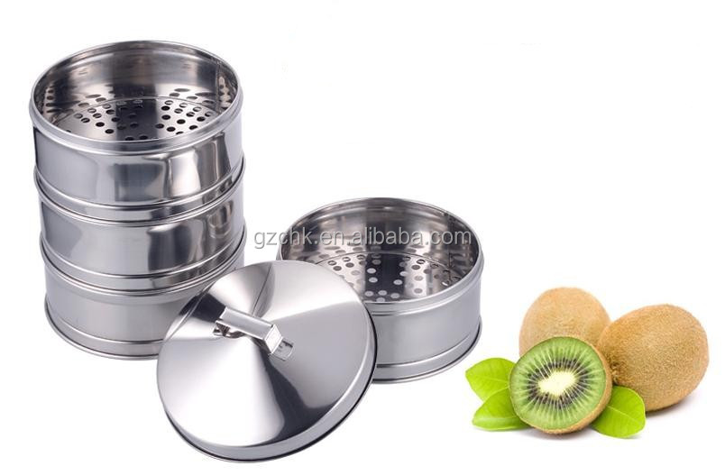 240mm cantonese food steamer/ dimsum food steamer stainless steel