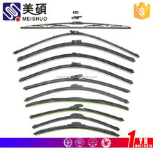 silicone multifunction windshield wiper