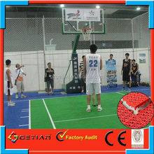 hot selling removable basketball floor