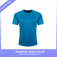 2015 Custom Bulk Price OEM Cotton T-Shirt Colorful Blank T-shirt