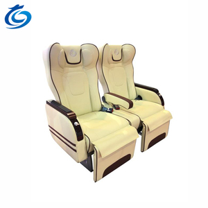 JiuLong VIP Big Business Seat With Leather For Auto Passenger  Car