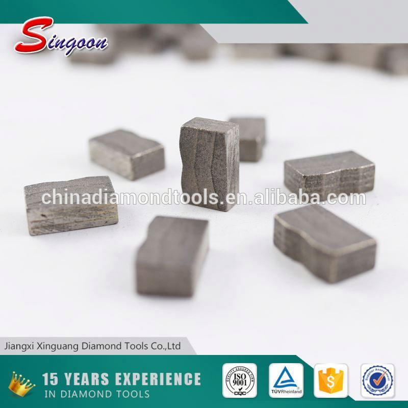 roller burnishing tool diamond segment for marble saw