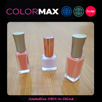 2017 China Factory Supply Matte Liquid Quick Dry Long Lasting Nail Polish