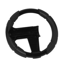 For PS3 Black Move Controller Steering Wheel Handle Grip