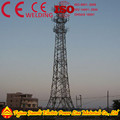 self supporting telecommunication tower