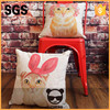 shanghai printed print couple cushion cover for chair seat
