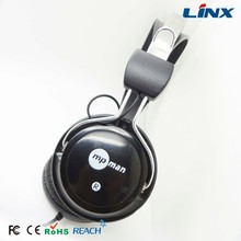 High quality alibaba wholesale phone accessory OEM wired novelty 3.5mm plug CE brand name computer mp3 headphones