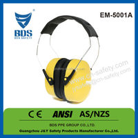 2015 Wholesale ce en 352-1industrial hearing protection earmuffs and earplugs of China suppliers