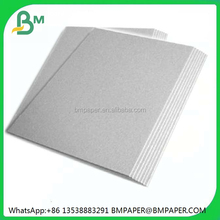 Triplex coated grey card board paper in sheet