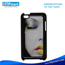High Quality Sublimation PC Case for ipod Touch 4 with Good Price