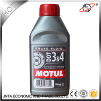 High quality brake fluid used in hydraulic brake and hydraulic clutch applications in automobiles, motorcycles, light trucks