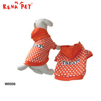 Halloween product soft washable dog clothes halloween costume