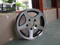 13 inch light trailer camp trailer car alloy wheels