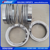 Hydraulic motor oil compressor shaft Mechanical Seal