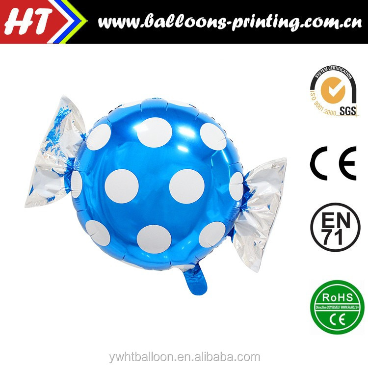 [NEW] 65X48CM Candy Foil Balloon lollipop balloon Helium balloon Happy Birthday Decoration Fashion Party