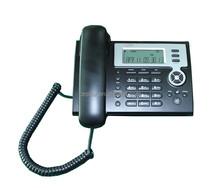 china POE IP Phone manufactures support 2 sip account