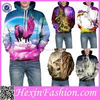Newest fashion carton printed ladies outdoor jacket
