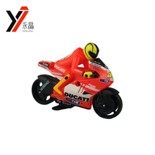 Fashional Custom Motorcyclist Model Small Toy Mini Motorcycles