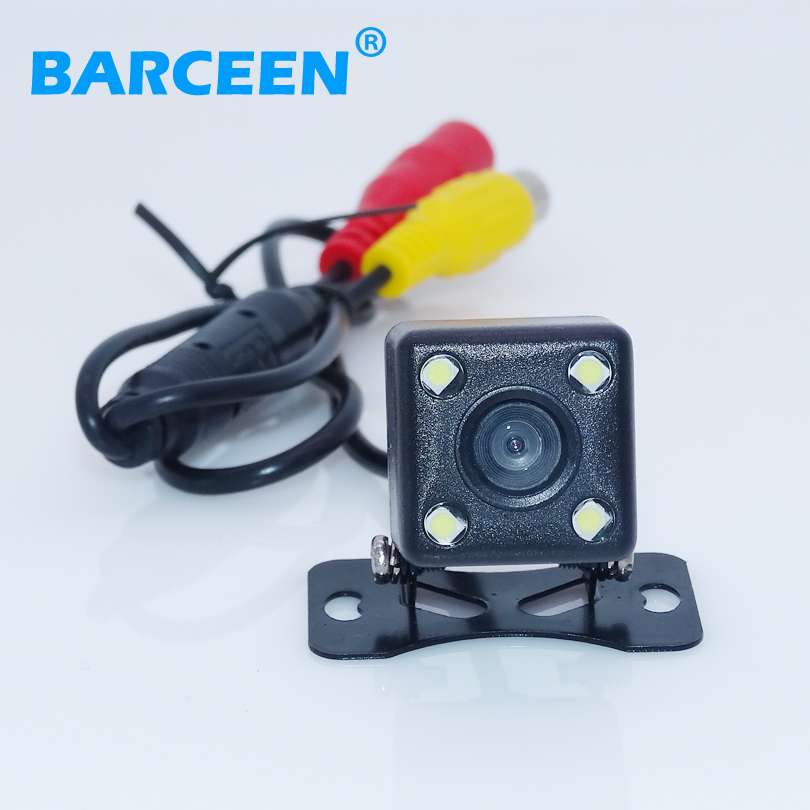 HD CCD Car Rear View Camera Reverse backup Camera rearview parking 170 Degree Nightvision Waterproof Bus Truck Camera