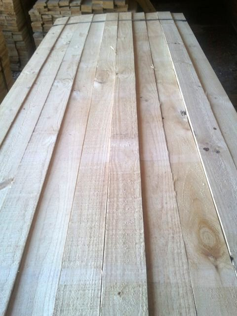 Radiata Pine Lumber from Chile