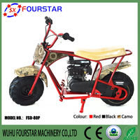 2015 Hot sale CE and EPA approved 80cc mini pocket bike for kids