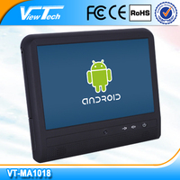 10.1inch IPS capactive touch screen headrest car monitor android 4.2