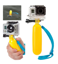 2015 Wholesale Camera Floating Hang Grip Bobber withTripod/Pole Mount for GoPro Hero 4, 3+, 3, 2, 1 / Includes Screw