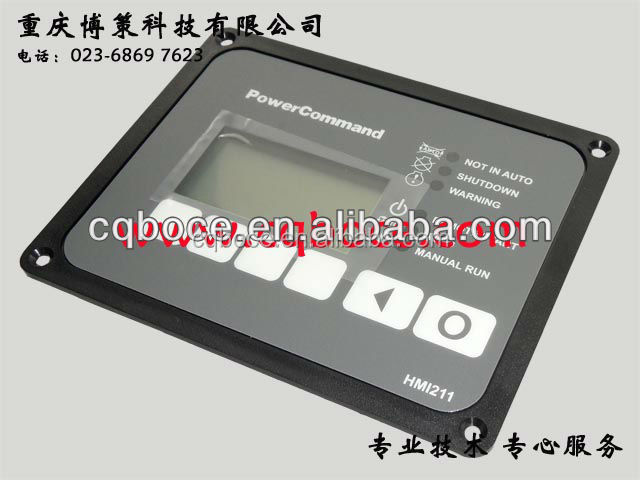 Engine Controller PCC1301 Generator Parts of Electrical Control Panel