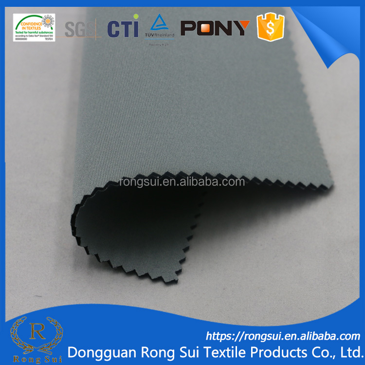 New Arrival!China manufacturer customized different types textured neoprene fabric