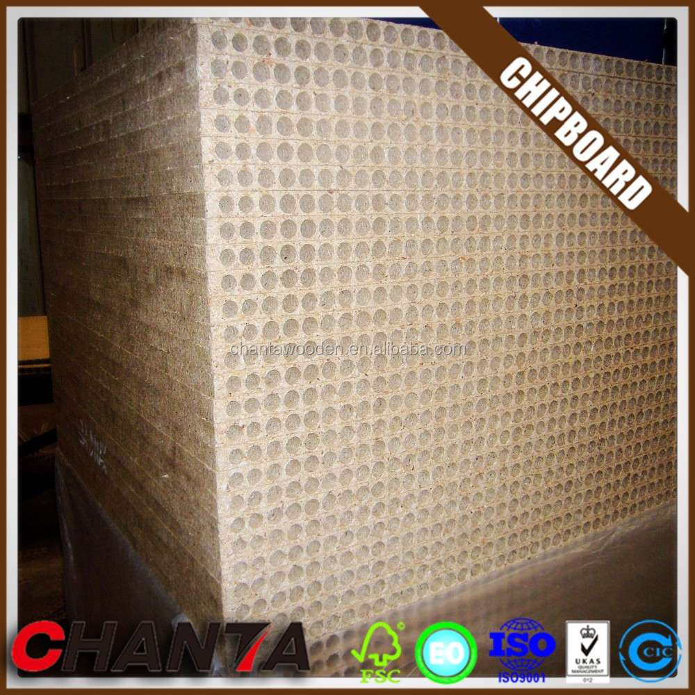 linyi manufacturer cheap tubular particle board from ISO manufacturer