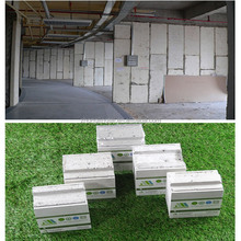Lightweight fiber cement thermal insulation foam concrete wall panel