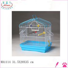 cheap small decorative Metal pet bird cage Supplier in china