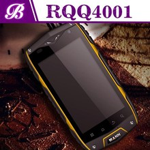 MANN A18 rugged phone Qualcomn MSM8212 Quad Core Rear Camera 5.0M GPS carbon touch screen dual sim card mobile phone