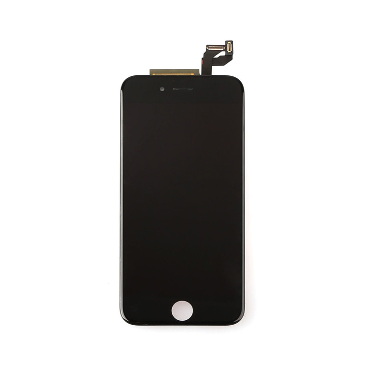 12 month warranty Assembly digitizer touch screenfor iphone 6 6s 7 8 X plus 5 5c 5s lcd screen assembly black and white