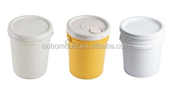 Huangyan dustbin Plastic injection mould
