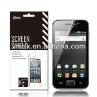 Screen protector smartphone for Samsung galaxy s5830 ace oem/odm (Anti-Fingerprint)