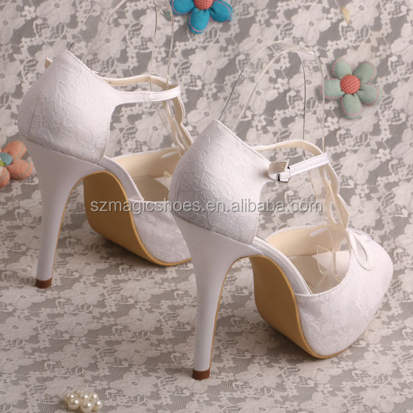 Latest Lace Sandals Shoes Women